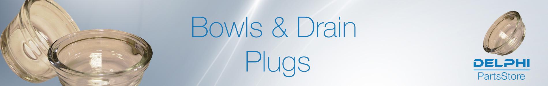Bowls & Drain Plugs