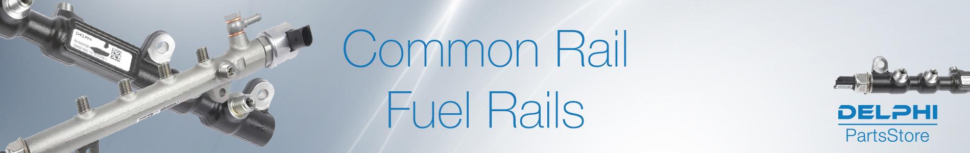 Common Rail Fuel Rails
