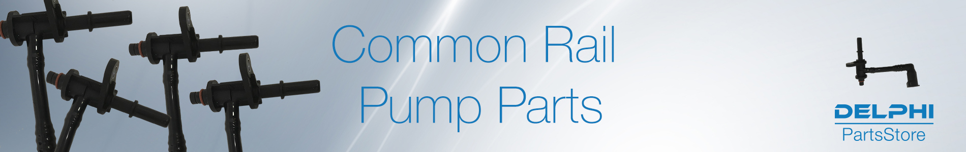 Common Rail Pump Parts