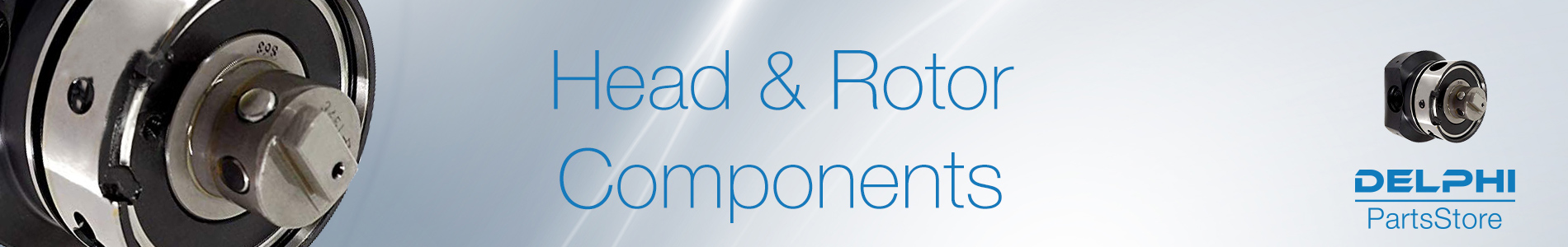 Head & Rotor Components