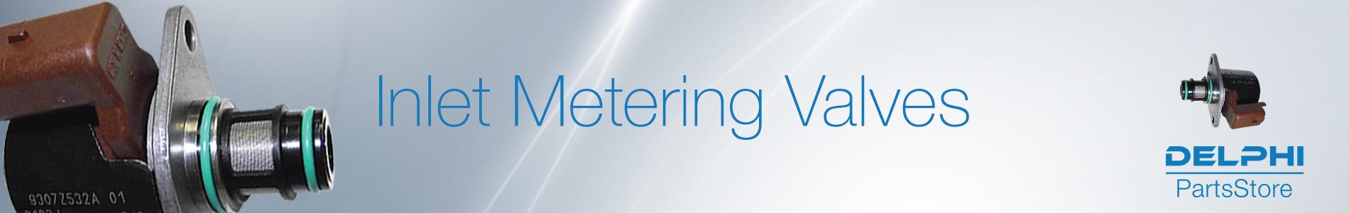 Inlet Metering Valves