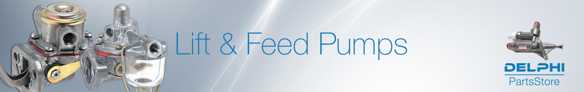 Lift & Feed Pumps
