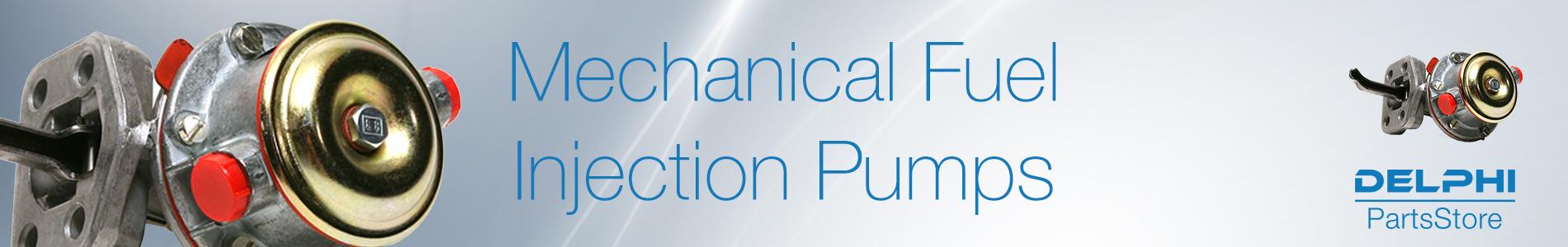 Mechanical Fuel Injection Pumps