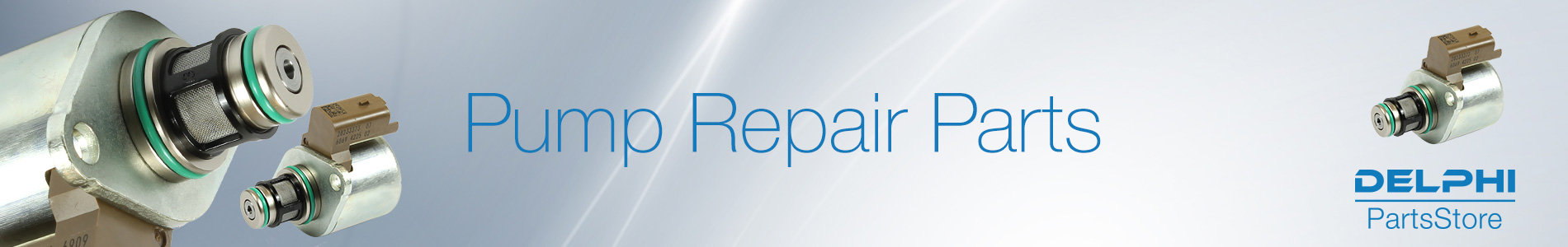 Pump Repair Parts