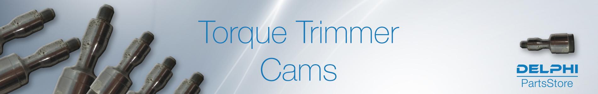 Torque Trimmer Cams