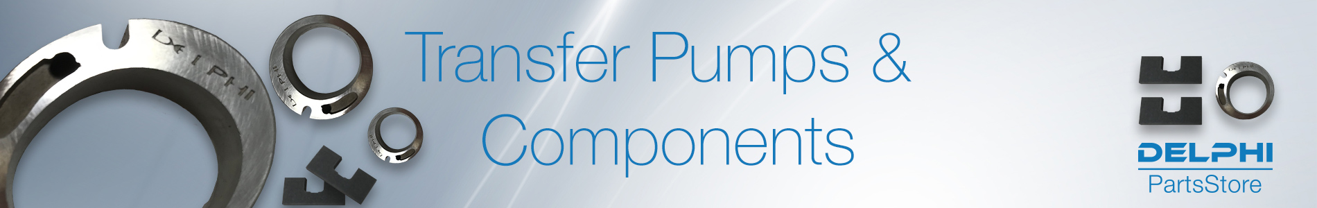 Transfer Pumps & Components