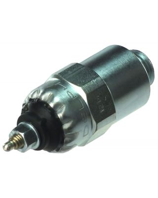 Delphi 12V Stop Solenoid with Stud Connection 7185-900F