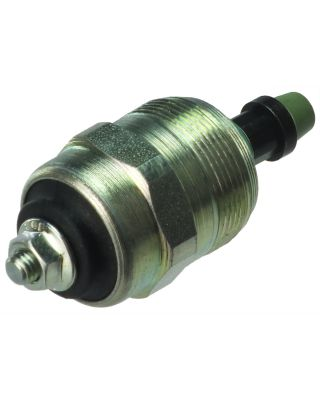Delphi 12V Stop Solenoid with Central Stud Connection 7240-112