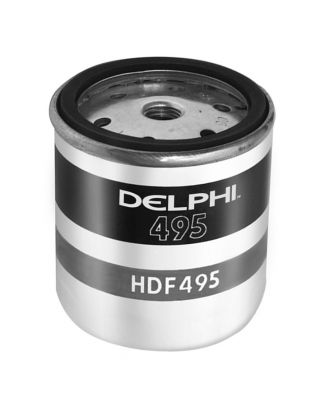 Delphi Diesel Fuel Filter HDF495