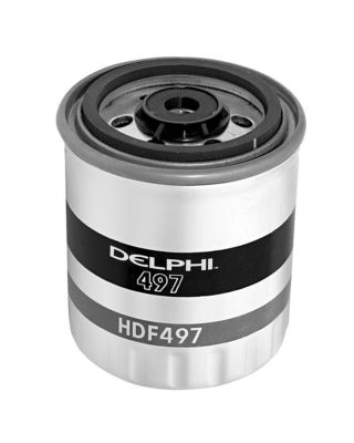Delphi Diesel Fuel Filter HDF497