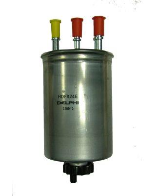 Delphi Diesel Fuel Filter (Economy) HDF924E