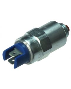 DELPHI 12V STOP SOLENOID WITH TWIN LUCAR TERMINALS 7185-900T