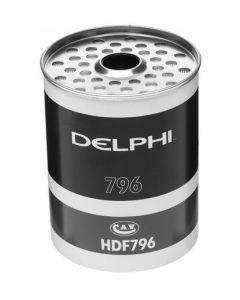 DELPHI DIESEL FUEL FILTER HDF796